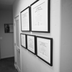 Credentials Wall